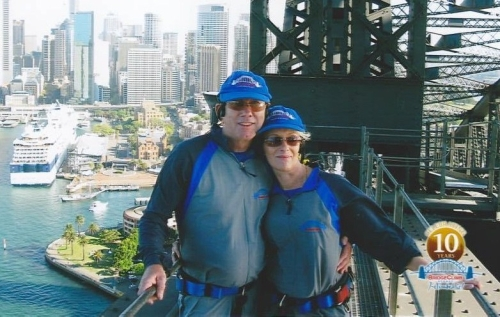 C & G Harbour Bridge 2010